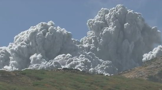 pengertian abu vulkanik
