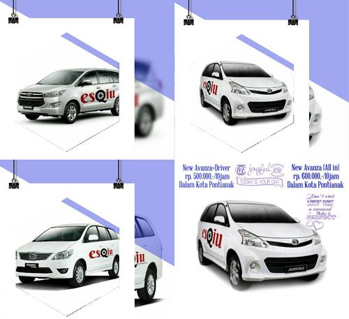 Rental dan Sewa Mobil Pontianak Murah dengan Driver atau Supir