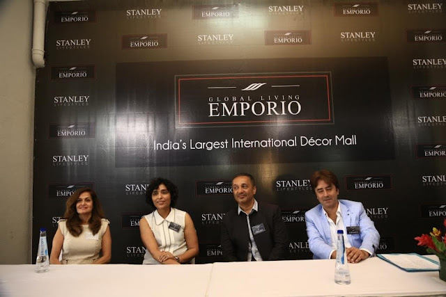 Global Living Emporio India's Largest International Décor Mall launched in Bangalore