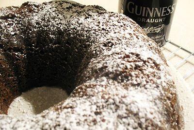 Guinness Gingerbread Cake