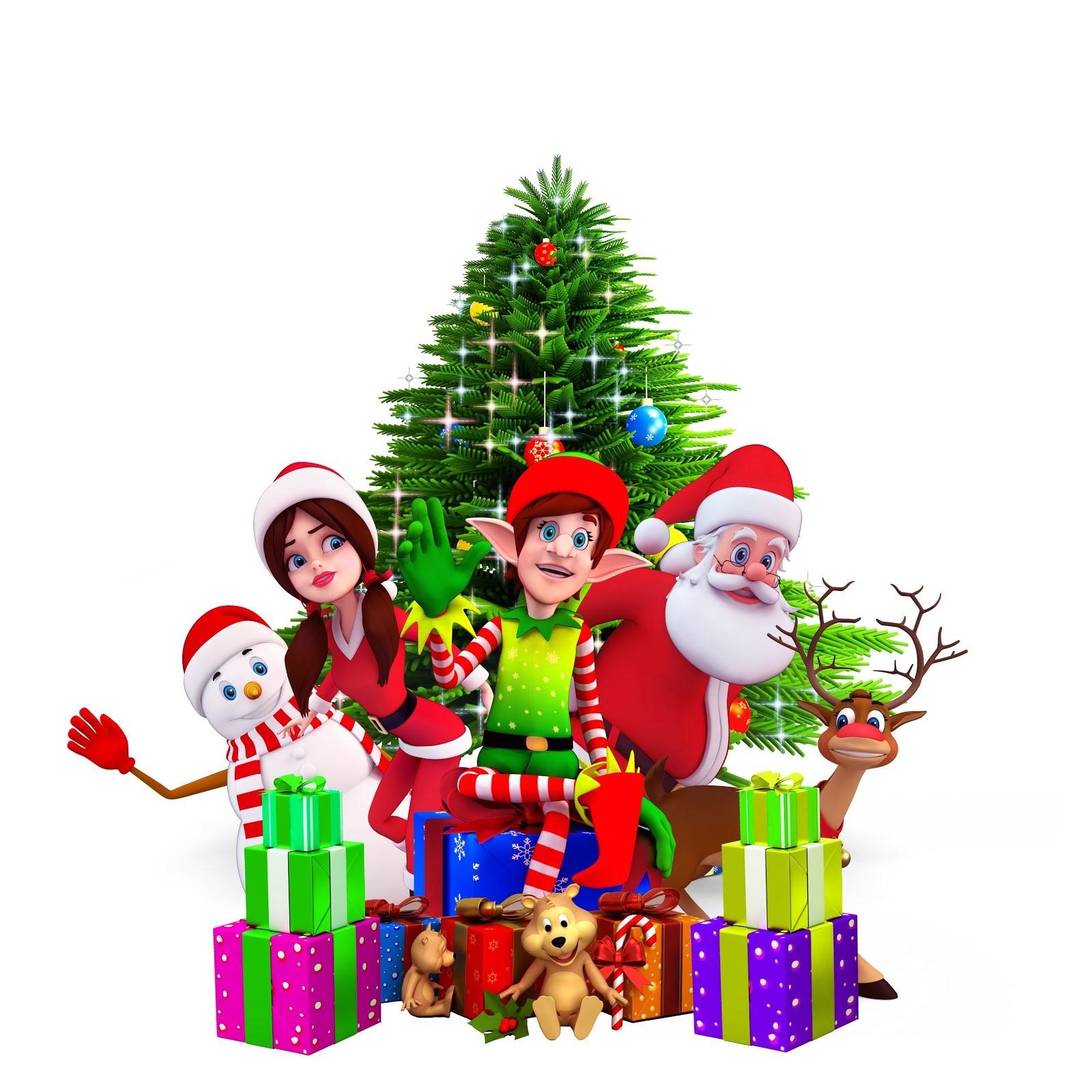 Tarjetas postales e imagenes de navidad para descargar e - Arbol de navidad imagen ...