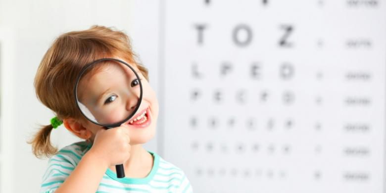 Recognize Lazy Eye Disease in Children