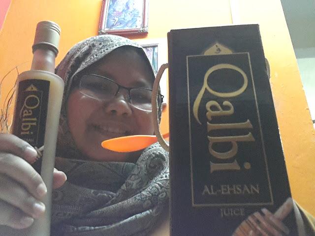 Jus Qalbi Al-Ehsan Membantu Mengurangkan Masalah Kolestrol