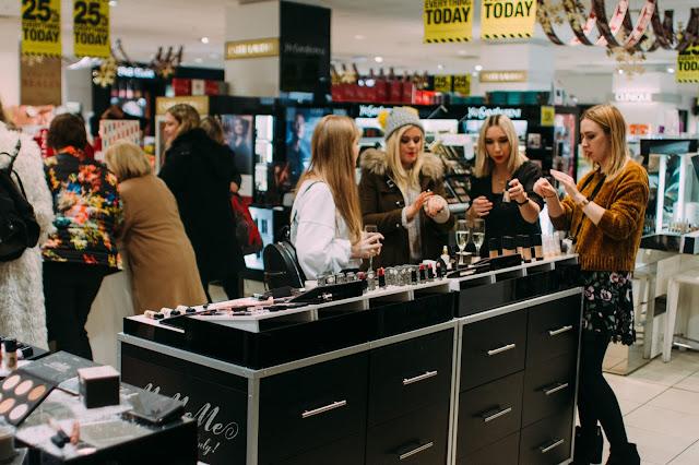 MeMeMe Cosmetics Beales Bournemouth