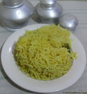 Hyderabadi Kichadi Rice