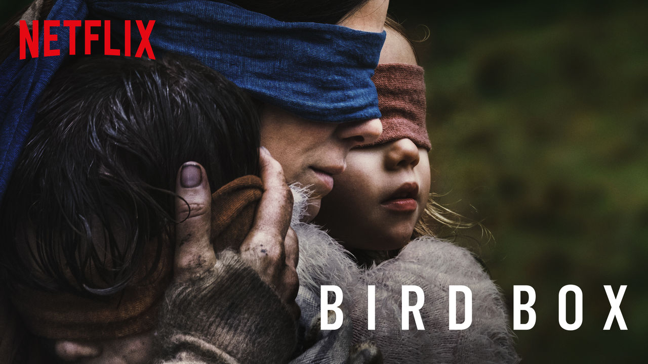 Netflix adaptation bird box review from book to film
