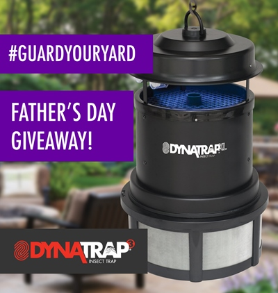 now here is an awesome deal for you my loyal readers dynatrap is offering a day giveaway of the dynatrapxl enter each day for the next week for