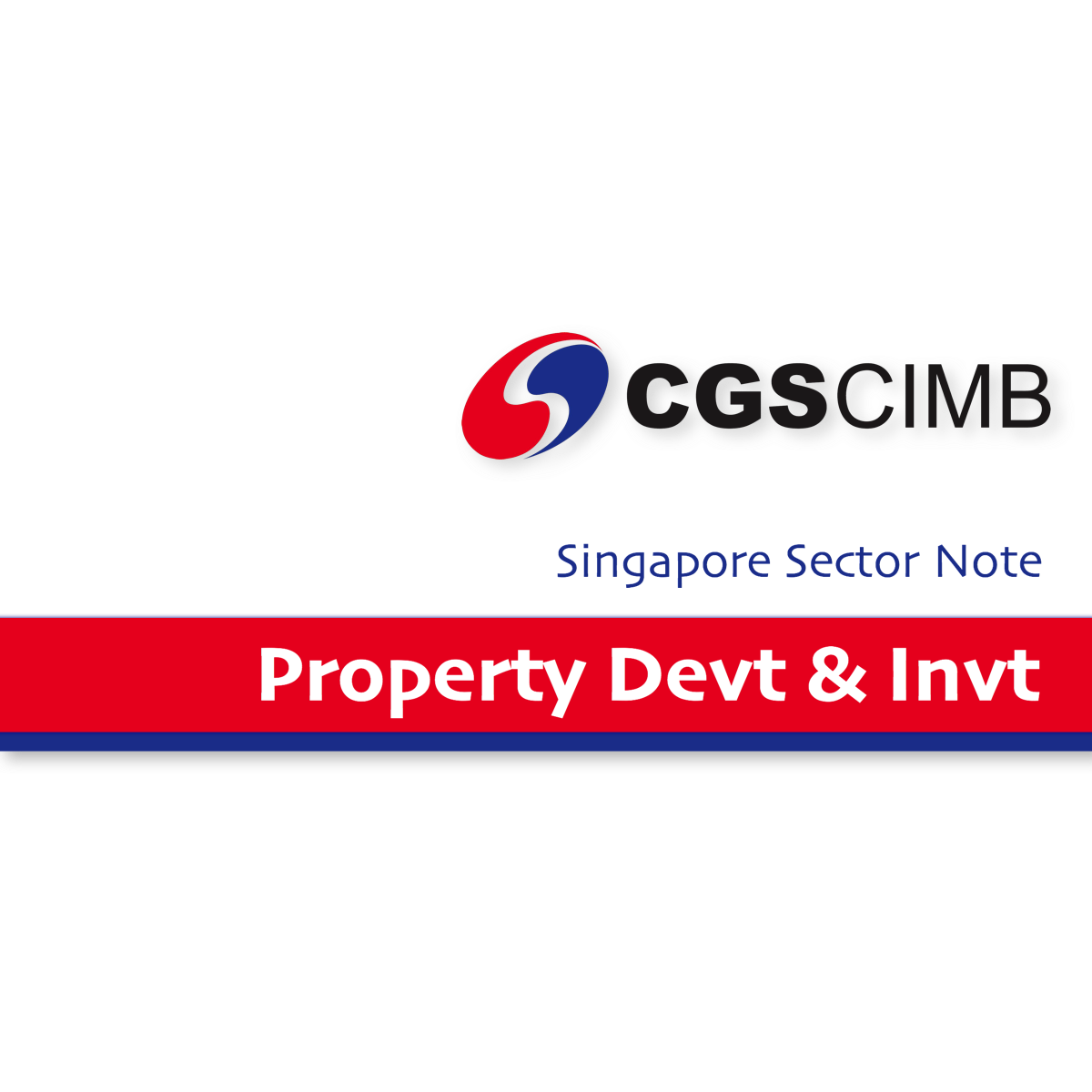 Property Development & Inventory - CGS-CIMB Research | SGinvestors.io
