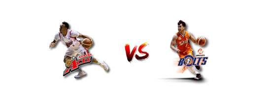 June 17: Alaska vs Meralco, 4:30pm Smart Araneta Coliseum