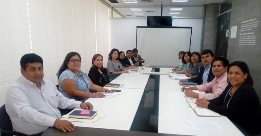 MINEDU inicia negociación colectiva con Federación de Auxiliares de Educación - FENAEP