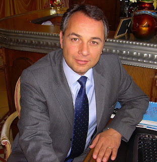 Philippe Karsenty of Media-Ratings, a French media watchdog