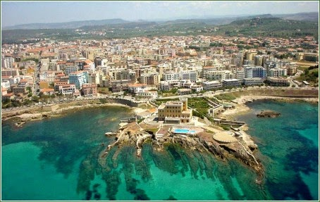 Alghero City View The Beach