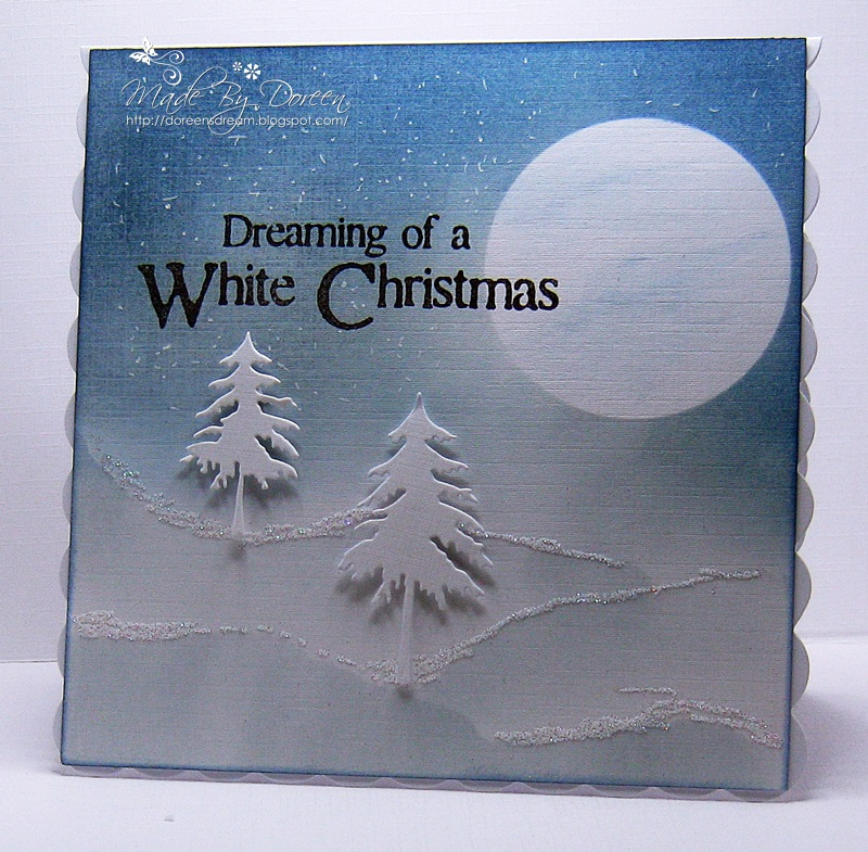 Doreens Dream: New Released Christmas Stamps