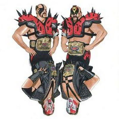 The Legion of Doom and Demolition    STRENGTHFIGHTER.COM