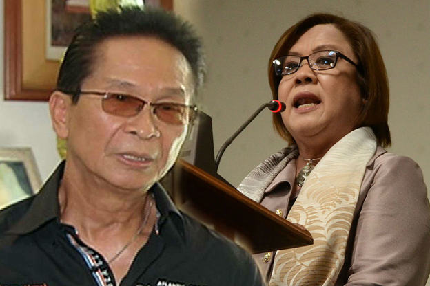 I hope you sleep soundly –Panelo to De Lima