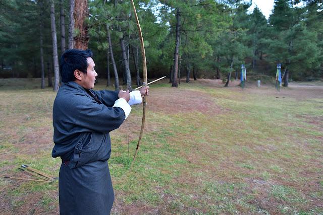 COMO Uma Paro Archery