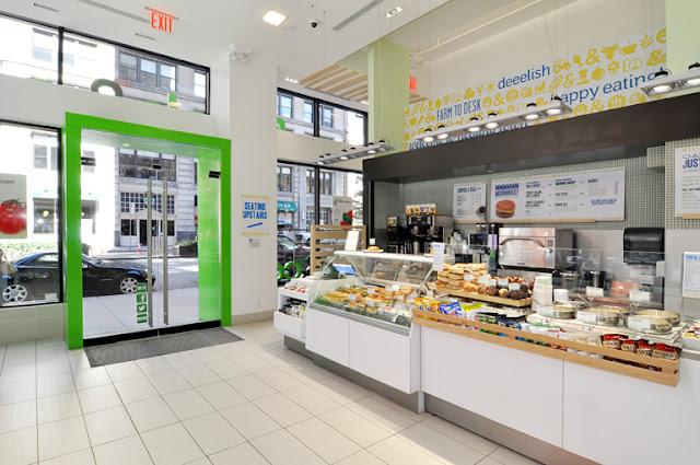 Restaurante Fresh & Co em Nova York