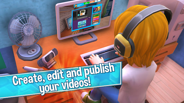 Youtubers Life - Gaming APK MOD Unlimited Money + SP