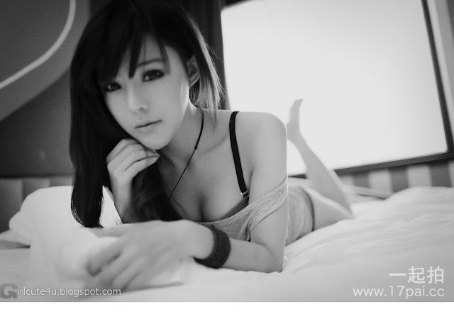 1 Duan Zhi Wei Lang- sexy black-Very cute asian girl - girlcute4u.blogspot.com