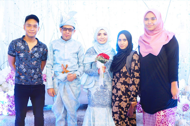 Majlis Perkahwinan Syidah & Hakim