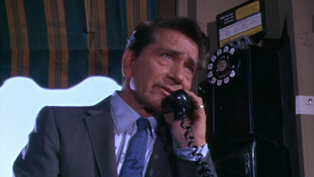 Richard Conte as Detective Dupere in Hotel (1967)