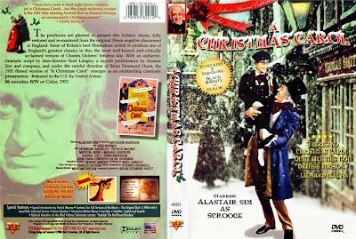 Cuento de Navidad (1951) - Carátula 2
