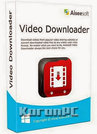 Aiseesoft Video Downloader 6.0.22 + Crack