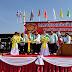 เรือนจำกลางราชบุรี  จัดแข่งกีฬาผู้ต้องขังในเรือนจำ