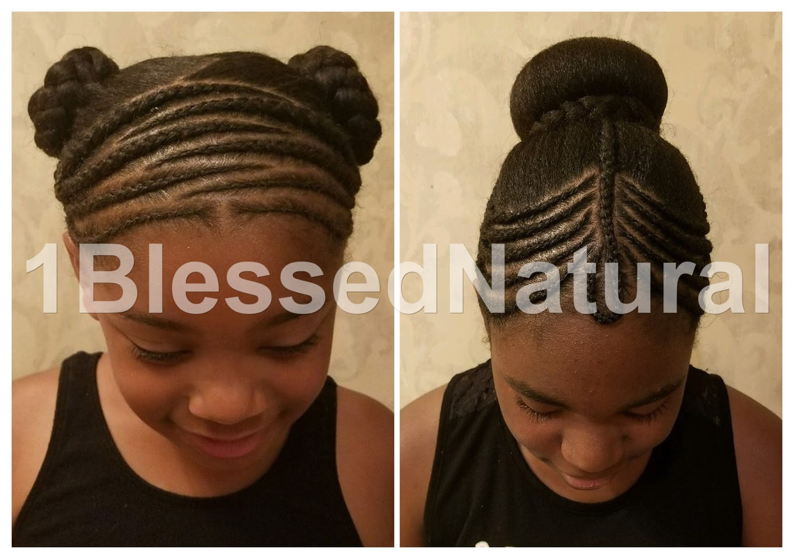 1bn kids: little girl natural hairstyles (part 2)