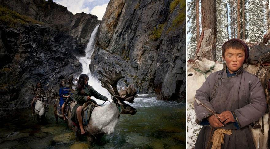reindeer people Dukha people Hamid Sardar-Afkhami-2