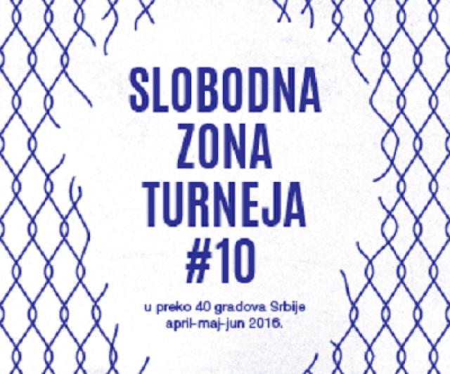 "Turneja filmskog festivala ""Slobodna Zona"""