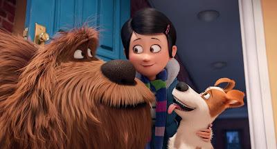 Cena do filme Pets: A Vida Secreta dos Bichos  (Divulgação: Universal TV)