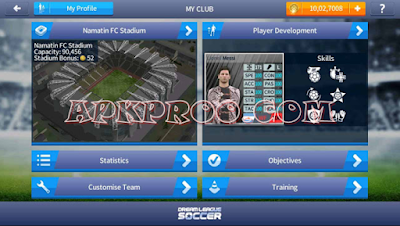 Dream League Soccer 2017 Mod Apk + Data Free