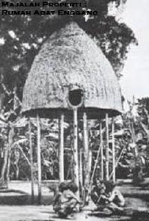 Desain Bentuk Rumah Adat Enggano dan Penjelasannya, Arsitektur Tradisional