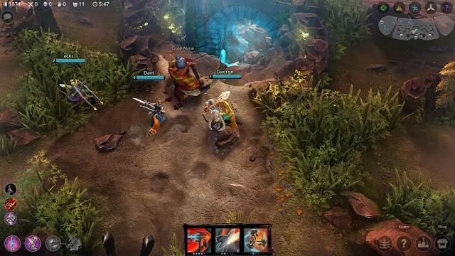 Download Vainglory Apk+Data v1.14.0 Latest Version For Android