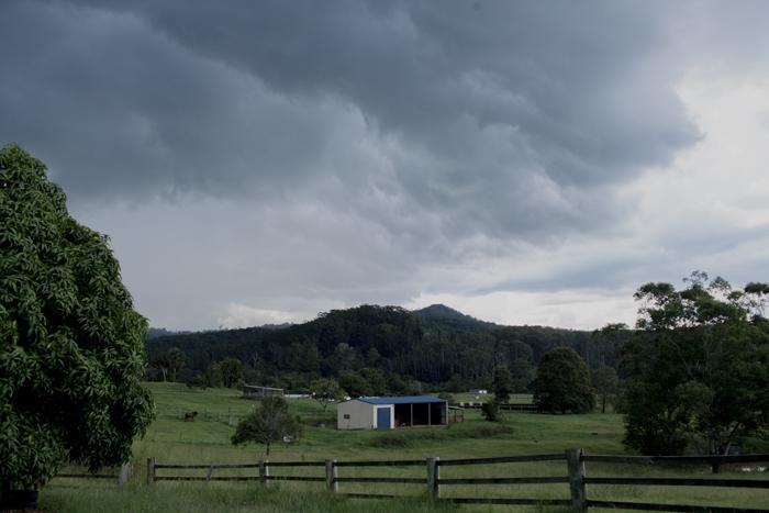 australian thunderstorm