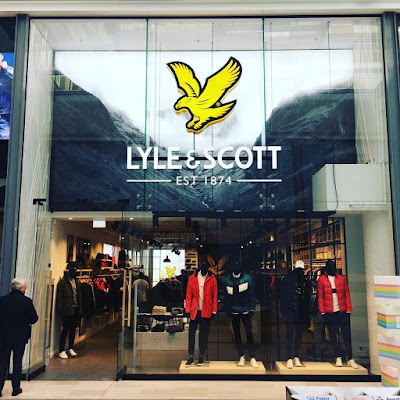 lyle and scott store indonesia