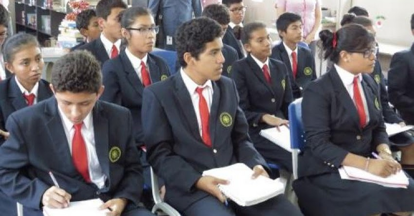 Estudiantes del COAR Lambayeque reciben certificación en inglés
