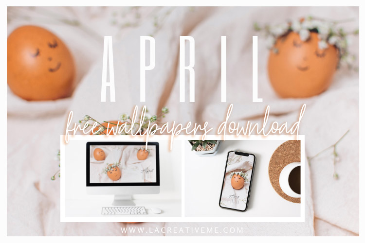 April Free Wallpapers Download