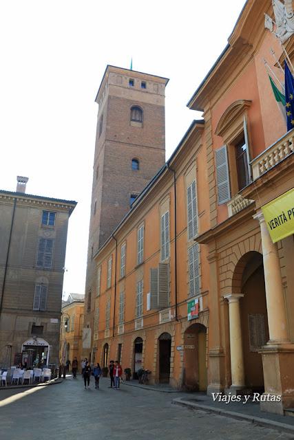 Torre del Bordello, Reggio Emilia, Italia