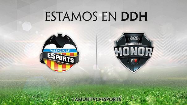 El Valencia CF eSports jugará en la Liga de Videojuegos Profesional