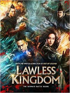 Os Quatro 2 Reino Sem Lei Dublado HD