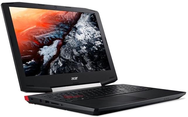 Acer Aspire VX15 591G-54F: análisis detallado