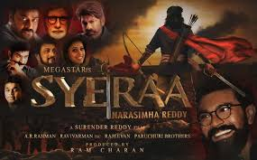 Ready To Watch  Sye Raa