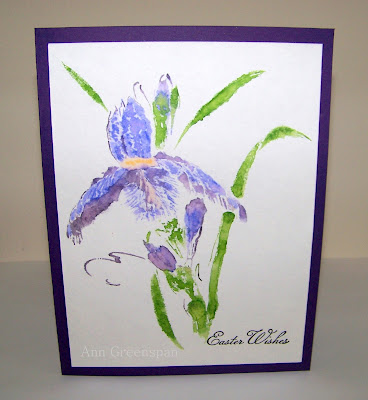 Ann Greenspan S Crafts Easter Iris