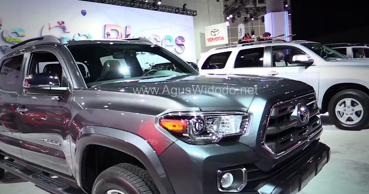 toyota tacoma limited 2017 exterior and interior give. Black Bedroom Furniture Sets. Home Design Ideas