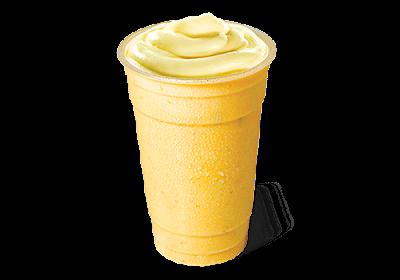 Милк Шейк «Манго-Маракуйя», Милкшейк «Манго-Маракуйя», Молочный коктейль «Манго-Маракуйя» КФС KFC, состав цена стоимость пищевая ценность объем размер