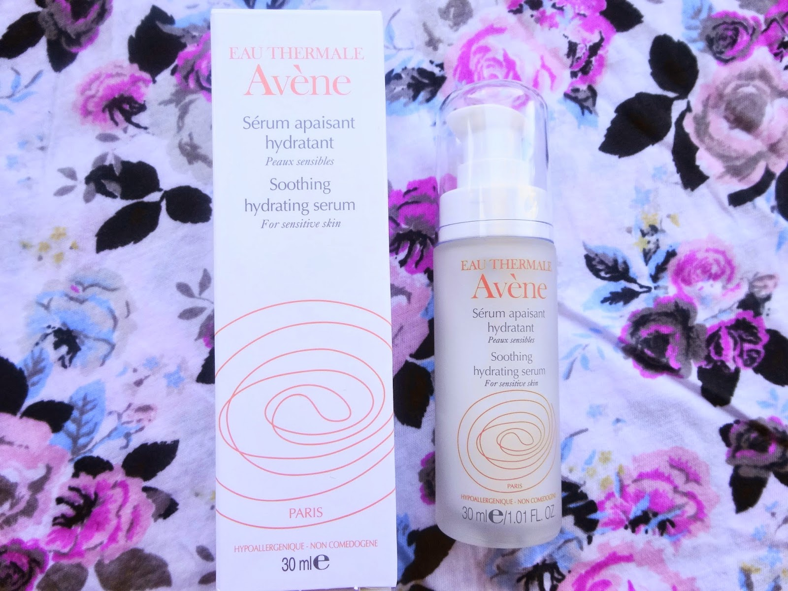 Avene Soothing Hydrating Serum