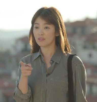 Song_Hye_kyo_Descendants_of_the Sun_Korean_drama