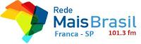 Rádio Mais Brasil FM 101,3 de Franca SP